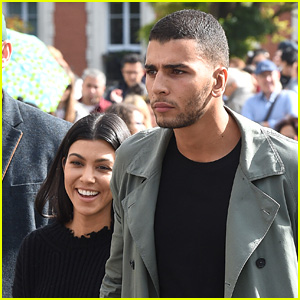 Kourtney Kardashian Reveals How She Met Boyfriend Younes Bendjima