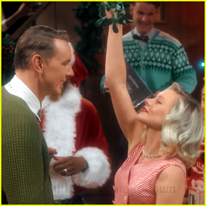 Kristen Bell, Dax Shepard & More Star in Sia's 'Santa's Coming For Us' Music Video - Watch Here!
