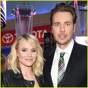 Kristen Bell & Dax Shepard's Kids Have Walked In During Their Intimate Time