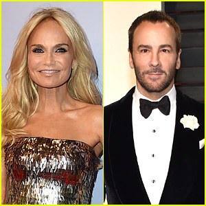 Kristin Chenoweth & Tom Ford to Be Honored by The Trevor Project!