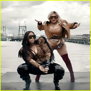 Remy Ma & Lil Kim Team Up in 'Wake Me Up' Video - Watch Now!