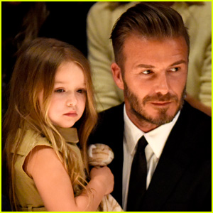 Listen to Harper Beckham Sing 'All I Want for Christmas is You'