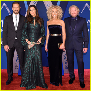 Little Big Town Get Glam for the CMA Awards 2017 Red Carpet