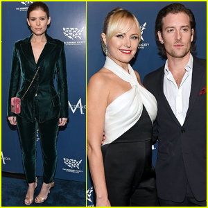 Malin Akerman & Kate Mara Celebrate Humane Society at Annual Gala