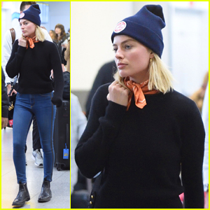 Margot Robbie Is 'Thrilled' With Where Her Career Is At!