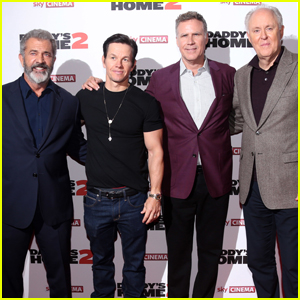 Mark Wahlberg & Will Ferrell Bring 'Daddy's Home 2' To London!