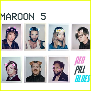 Maroon 5: 'Red Pill Blues' Album Stream & Download - Listen Now!