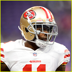 NFL's Marquise Goodwin Scores Touchdown Hours After Baby Son's Death