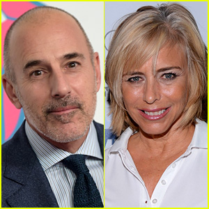 Matt Lauer's Ex-Wife Speaks Out in His Defense After 'Today Show' Firing