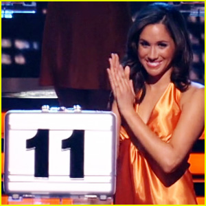 Meghan Markle Was a Briefcase Model on 'Deal or No Deal' - Watch Now!