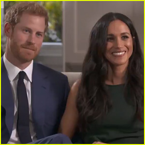 Meghan Markle Talks About Meeting Queen Elizabeth (Video)