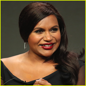 Mindy Kaling Shares First Photo of Her Baby Bump!