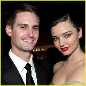 Miranda Kerr Is Pregnant, Expecting First Child with Evan Spiegel