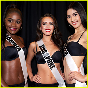Miss Universe Contestants 2017 - 92 Women From Around the Globe Will Compete!