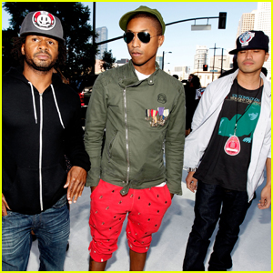 N.E.R.D. Reveals 'No One Ever Really Dies' Cover Art, Tracklist & Release Date!