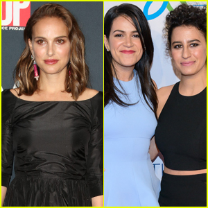 Natalie Portman Bonded With Abbi Jacobson & Ilana Glazer Over 'Garden State'