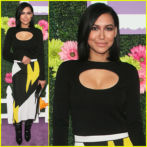 Naya Rivera Steps Out for March Of Dime: Imagine A World Premiere!