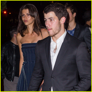 Nick Jonas Is Reportedly Dating Model Georgia Fowler!