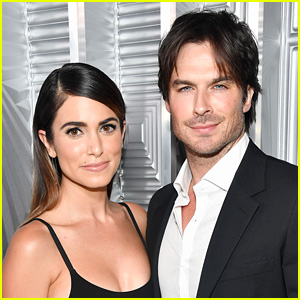 Nikki Reed Shares Cute Photo with Ian Somerhalder, Writes Sweet Message to Her Hubby