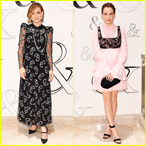 Olivia Wilde & Riley Keough Have 'First Date' at Tiffany & Co.'s Home & Accessories Opening!