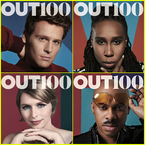 Jonathan Groff, Chelsea Manning, Lena Waithe & More Make Out100's Annual List!