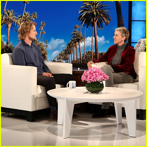 Owen Wilson Was Nervous Meeting Julia Roberts for the First Time!
