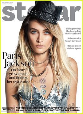 Paris Jackson Wants to Be a Role Model Parents Are OK With