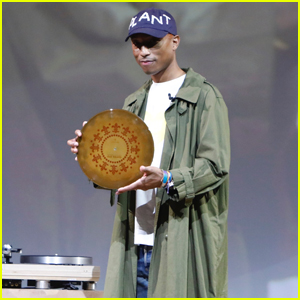Pharrell Williams Creates a Song He Won't Release For 100 Years!