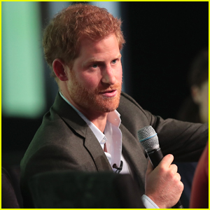 Prince Harry Calls His Mom Princess Diana His 'Ideal Role Model'