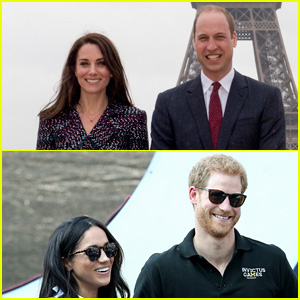 Prince William & Kate Middleton React to Prince Harry's Engagement to Meghan Markle!