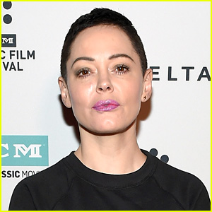 Rose McGowan Arrested for Possession of Controlled Substance (Report)