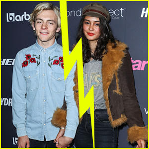 Ross Lynch Splits With Longtime Girlfriend Courtney Eaton