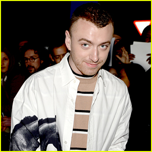 Sam Smith Promotes New Album 'Thrill of It All' at BBC Radio 2