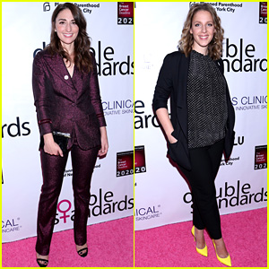 Sara Bareilles Joins Broadway Stars for Double Standards Concert in NYC