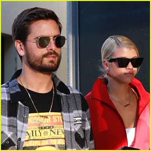 Scott Disick & Sofia Richie Couple Up for Shopping Date