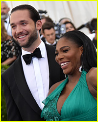 Serena Williams & Alexis Ohanian Head Out on Their Honeymoon