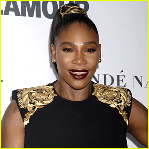 Check Out Serena Williams' Massive Wedding Ring!