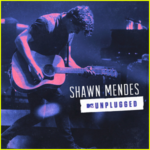 Shawn Mendes: 'MTV Unplugged' Album Stream & Download - Listen Now!