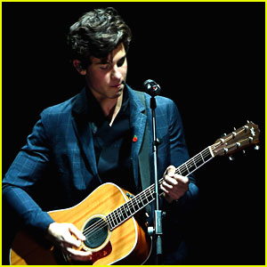 Shawn Mendes Brings House Down With 'There's Nothing Holdin' Me Back' MTV EMAs Performance