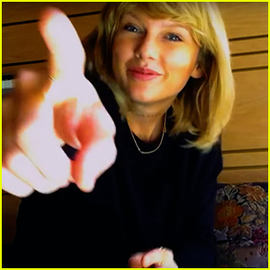 Taylor Swift Goes Behind-the-Scenes of Recording 'Delicate' - Watch Now!
