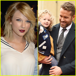 Taylor Swift Confirms Blake Lively & Ryan Reynolds' Daughter James is the Baby Voice in 'Gorgeous'!