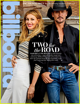 Faith Hill & Tim McGraw Speak Out About Gun Control
