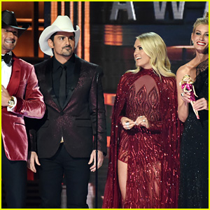 Tim McGraw & Faith Hill Crash CMAs Opening Monologue to Roast the Hosts!