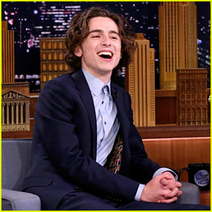 Timothee Chalamet Apologizes to 'Tonight Show' Audience for Getting Him as a Guest