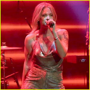Tove Lo Performs 'Disco Tits' Live on 'The Tonight Show' - Watch Here!