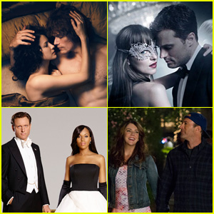 Who Is the Best On Screen Couple? Vote Now!