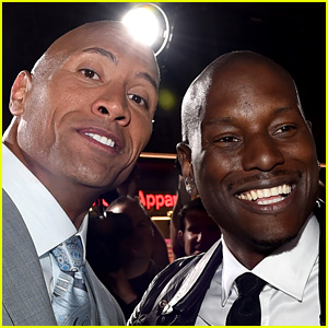 Tyrese Gibson Threatens to Quit 'Fast & Furious' if Dwayne Johnson Is Involved