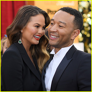 Chrissy Teigen Is Pregnant, Expecting Second Child with John Legend!