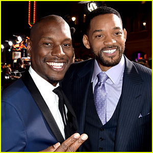 Will & Jada Pinkett Smith Donate $5 Million to Tyrese Gibson