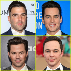 Zachary Quinto, Matt Bomer, Andrew Rannells, & Jim Parsons to Star in 'The Boys in the Band' Broadway Revival!